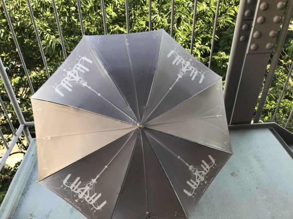 お気に入りの傘全体図