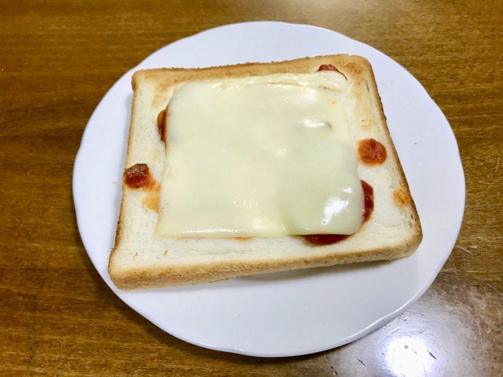ピザチーズトースト