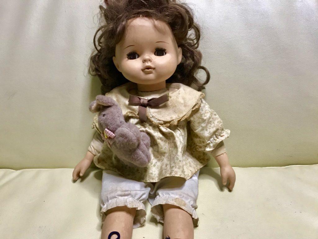 マリーちゃん人形