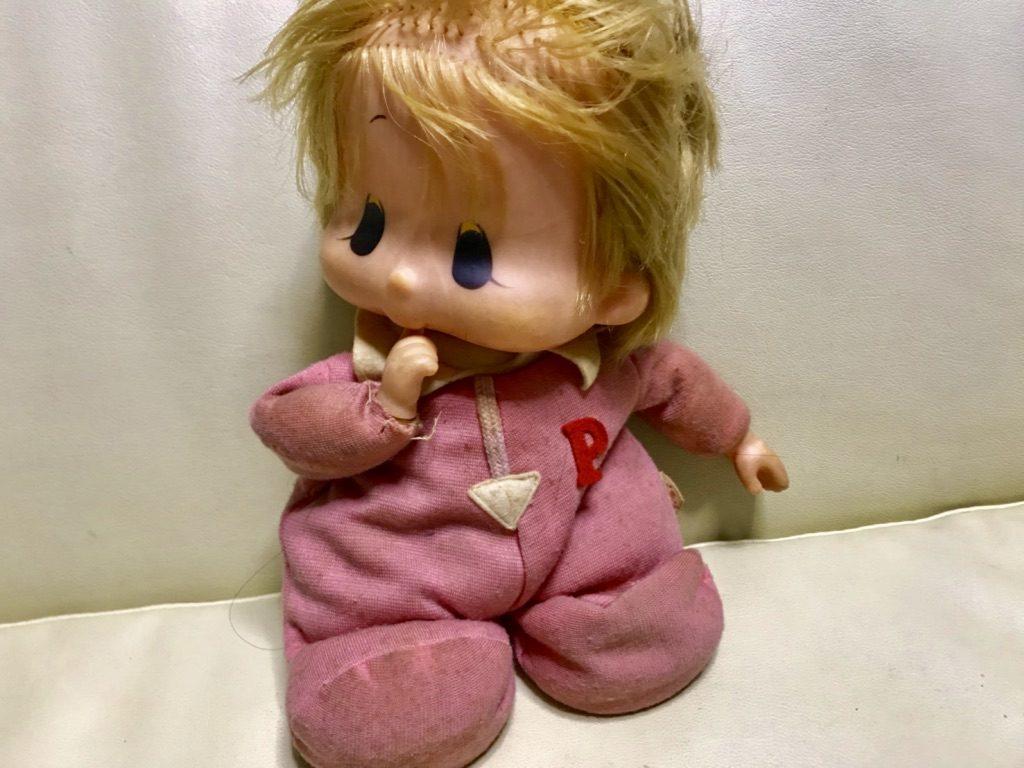 ぺっぺちゃん人形
