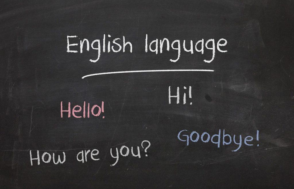English, Lessons